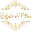 Forever esküvői nyak címke