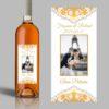 Nectar esküvői címke